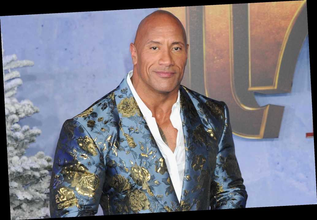 Dwayne Johnson Announces Black Adam 2022 Release Date: 'the DC Universe is about to change'