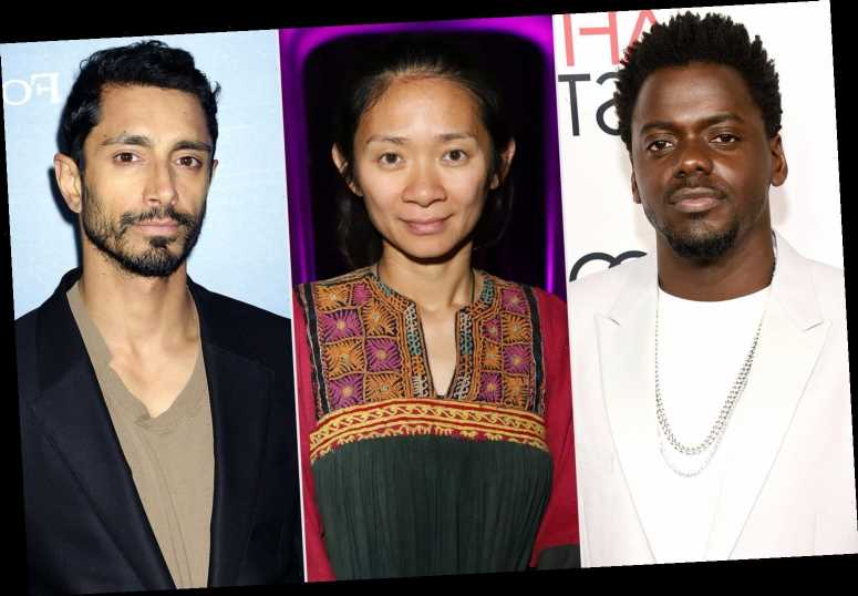 Oscars 2021: Riz Ahmed, Daniel Kaluuya, Chloé Zhao and More Celebrate Their Nominations