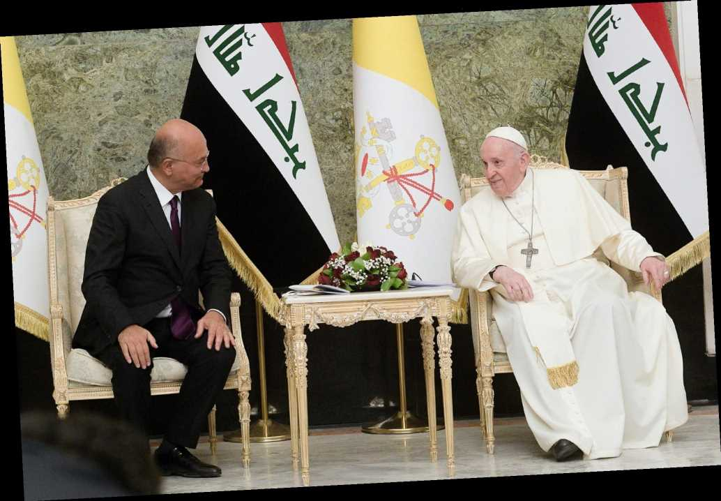 Vaccinated Pope Francis Makes History as First Pontiff to Visit Iraq Despite Security Issues