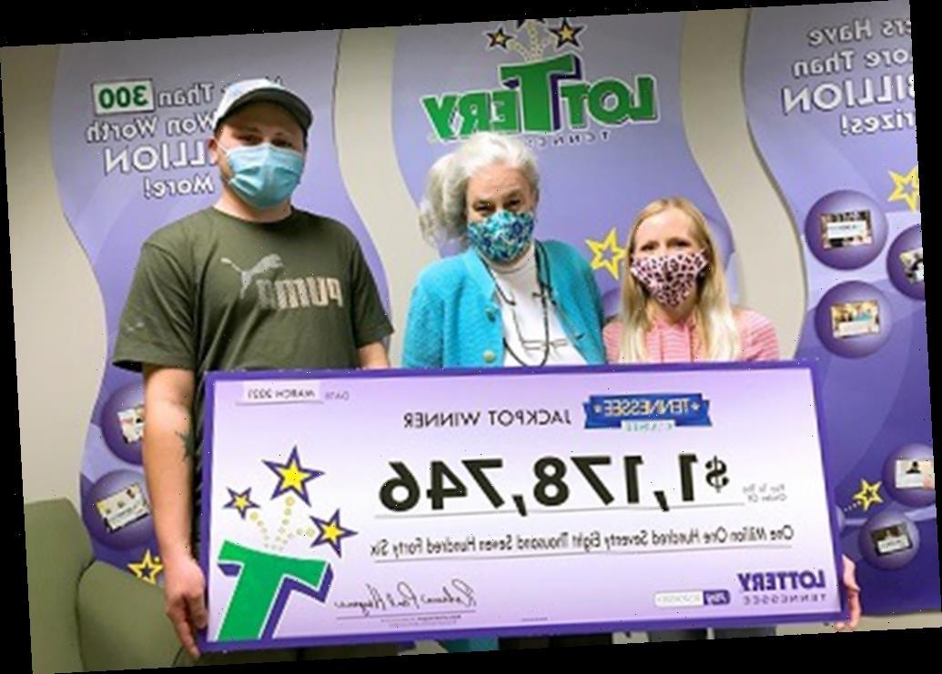 Tenn. Man Loses Winning Lottery Ticket Worth $1.2 Million — But Then Luck Strikes Twice