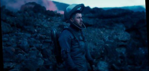 Nick Jonas Drops Spaceman Album and Music Video (Featuring Wife Priyanka Chopra!) for Title Track