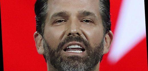 Donald Trump Jr.'s Tweet About Dr. Seuss Is Raising Eyebrows