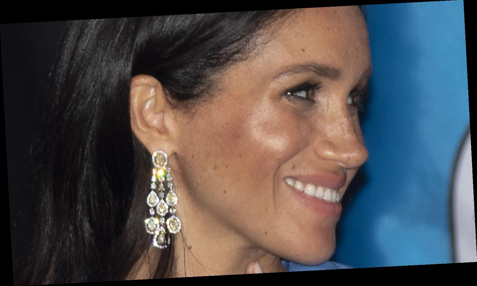 Meghan Markle May Have Been Warned Not To Wear These Earrings. Here's Why