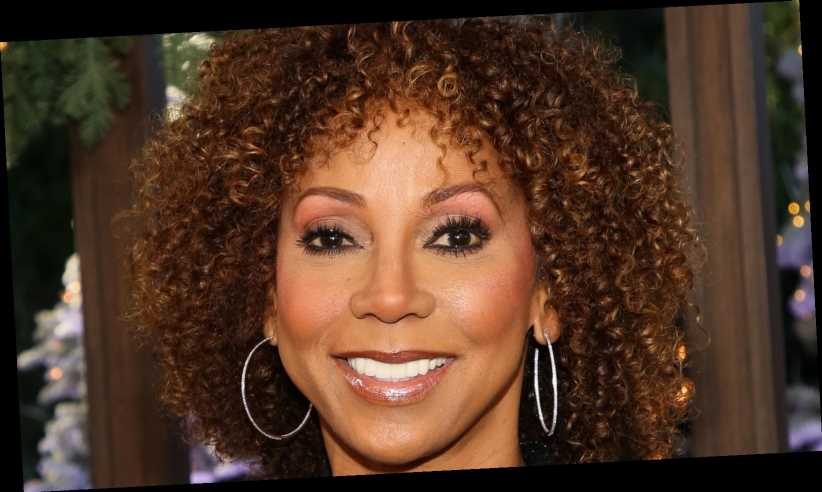 Holly Robinson Peete Has Words About Sharon Osbourne