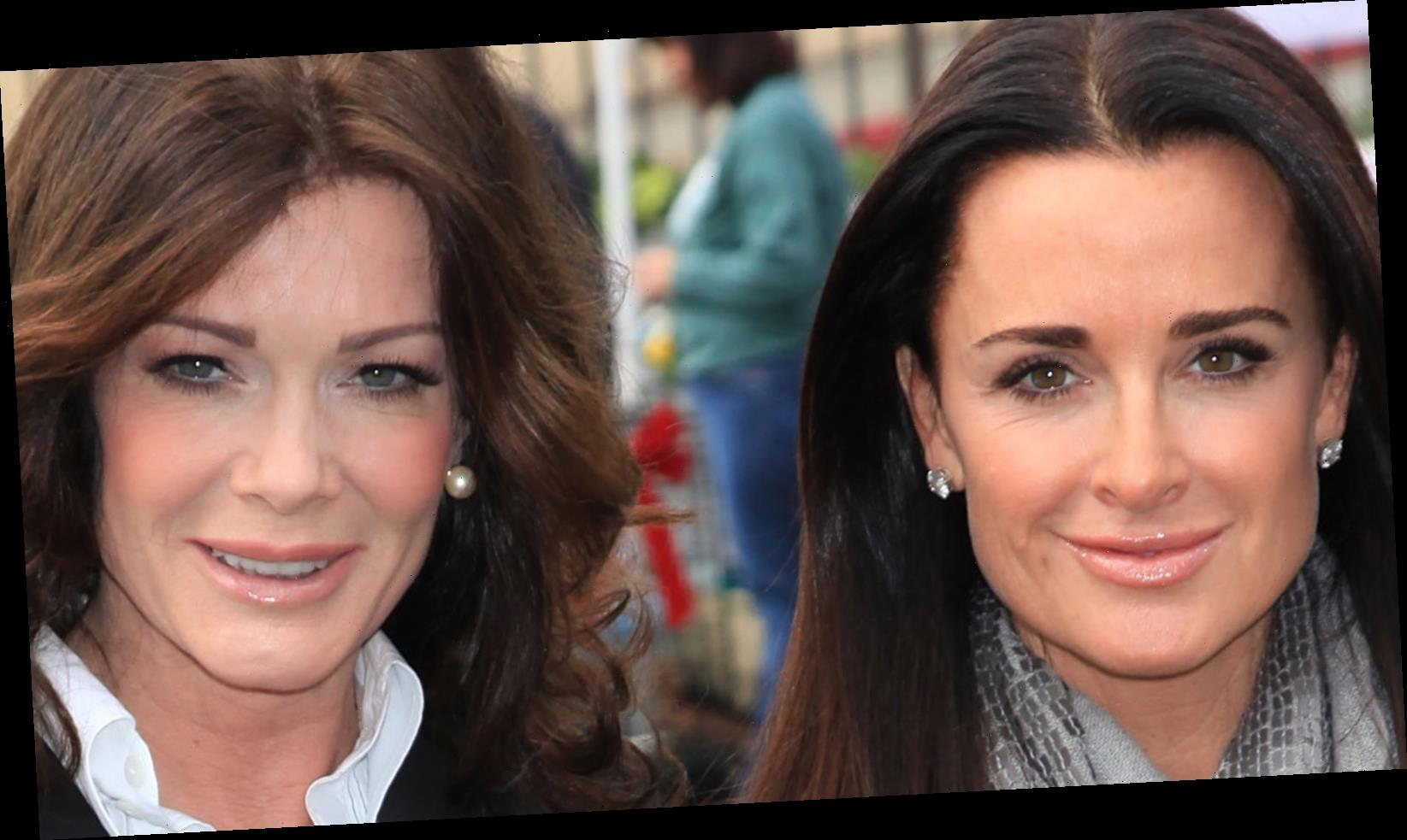 What Lisa Vanderpump And Kyle Richards' Relationship Is Like Today