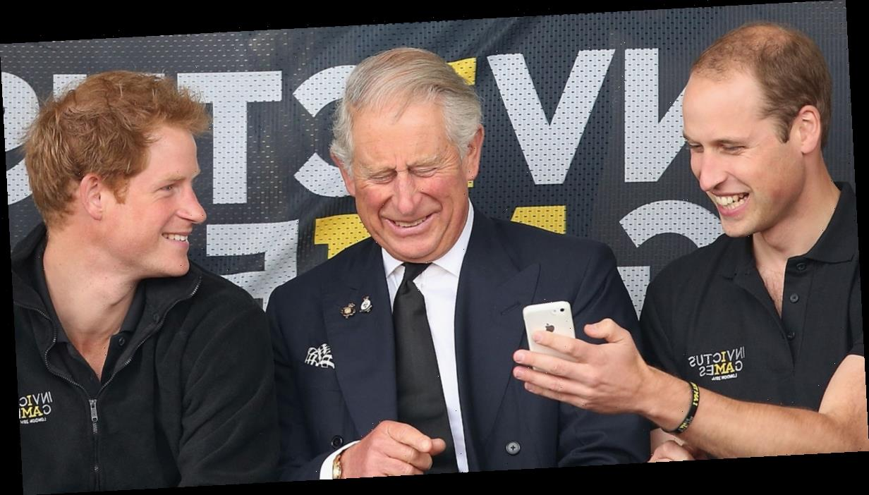 Prince Harry Reveals Where His Relationship Is Today with Prince William & Prince Charles