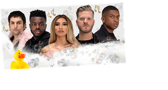 The Members of Pentatonix Had The Ultimate Shower Sing-Off