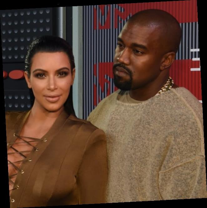 Kanye West Reacts to His Divorce: LOL, Whatevs!