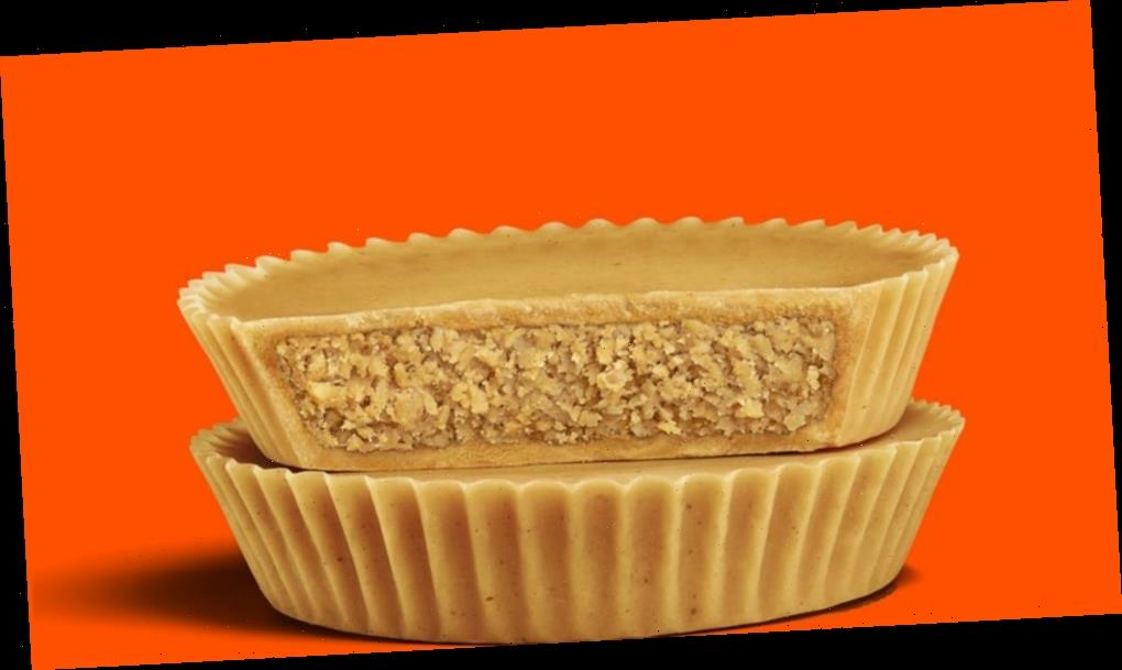 Reese's releases new peanut butter cups without any chocolate