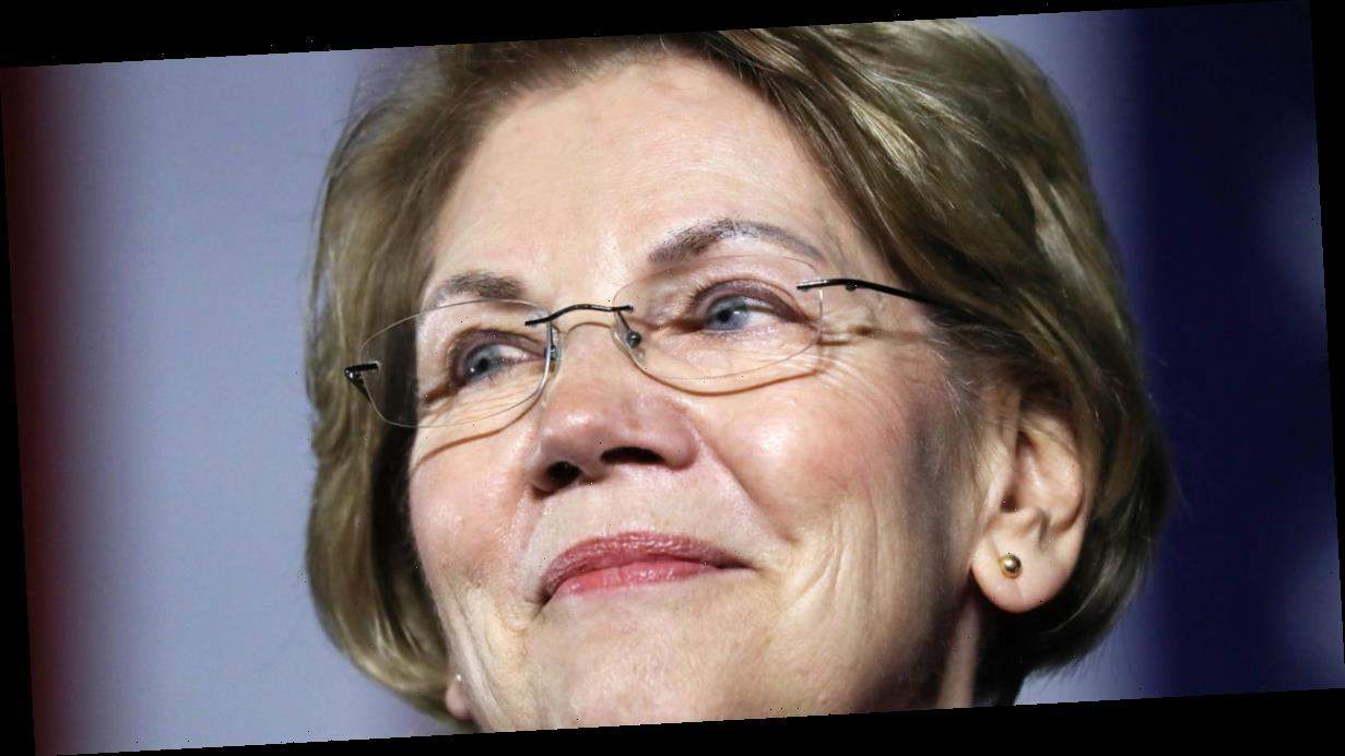 """Elizabeth Warren unveils proposal for wealth tax on """"ultra-millionaires"""" as richest Americans see gains during pandemic"""