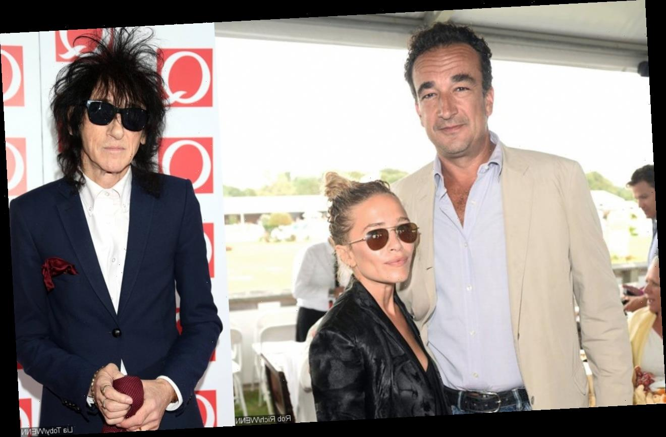Mary-Kate Olsen Seen Hanging Out With Brightwire CEO Following Olivier Sarkozy Divorce
