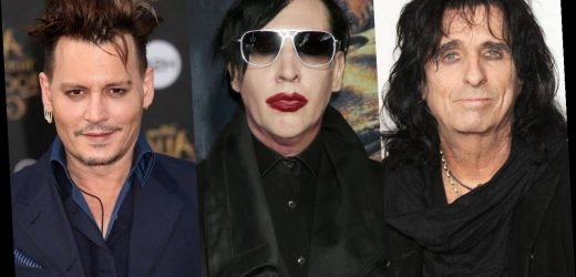 Alice Cooper Weighs in on Abuse Allegations Against Marilyn Manson and Johnny Depp