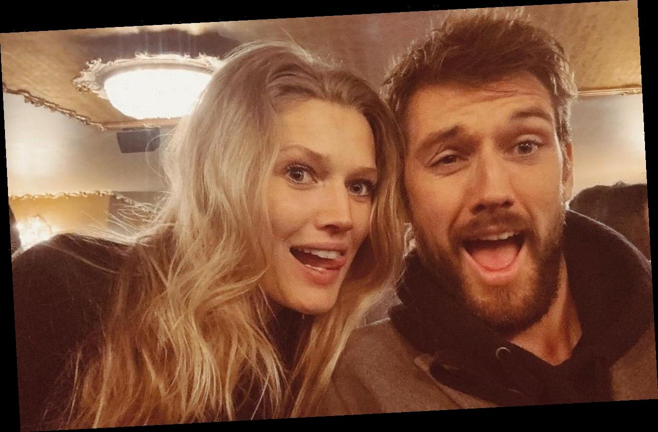 Alex Pettyfer and Toni Garrn Expecting First Child