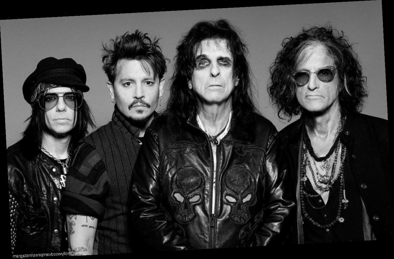Hollywood Vampires Forced to Once Again Scrap European Tour Over COVID-19 Concerns