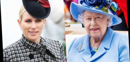 Queen Elizabeth 'Delighted' After Granddaughter Zara Tindall Gives Birth in Dramatic Delivery
