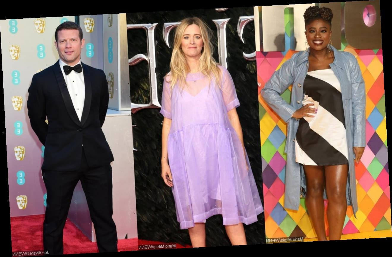 BAFTAs 2021: Clara Amfo, Edith Bowman and Dermot O'Leary to Host EE Film Awards Weekend