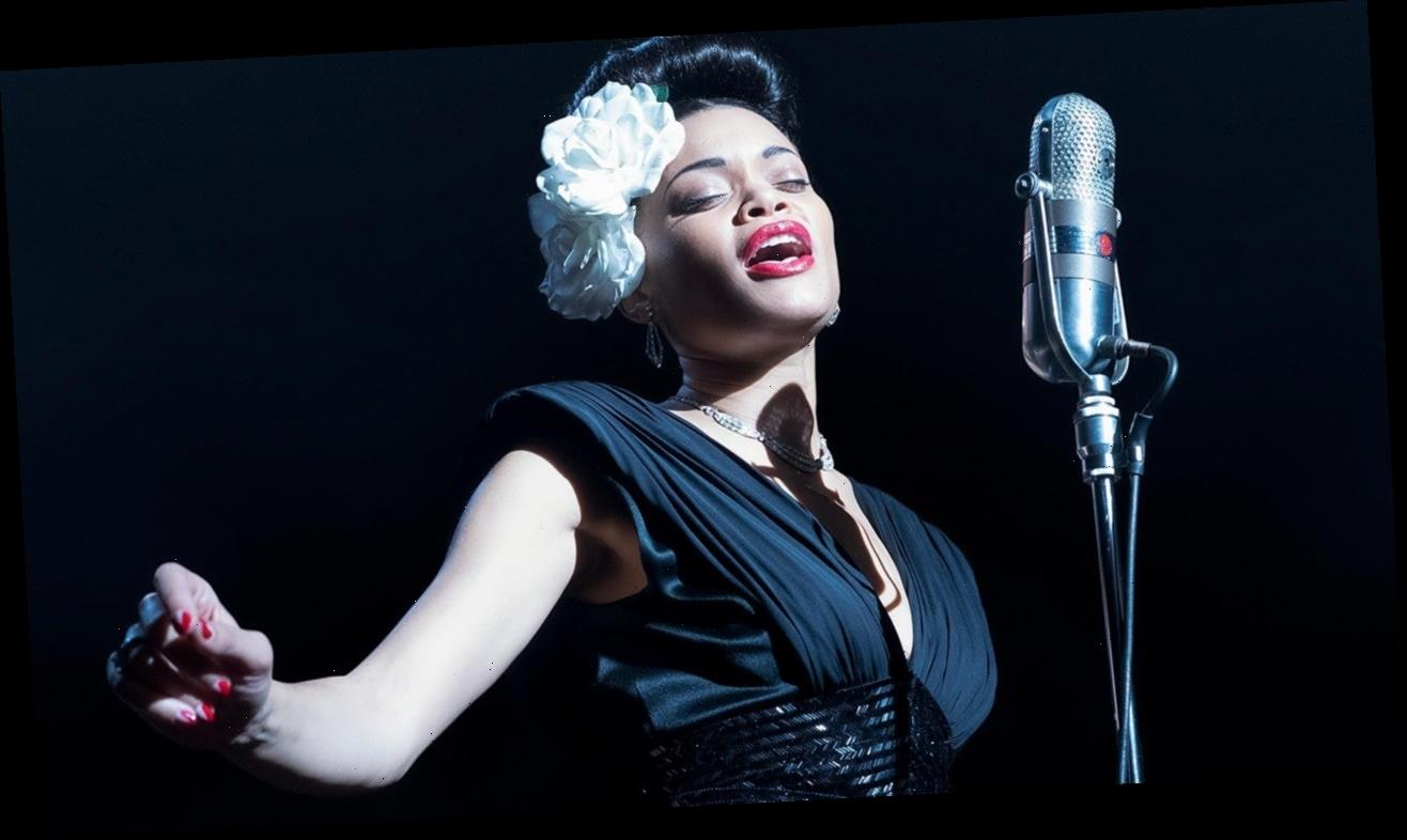 Best Actress Nominee Andra Day Is 'Super Grateful' for Support