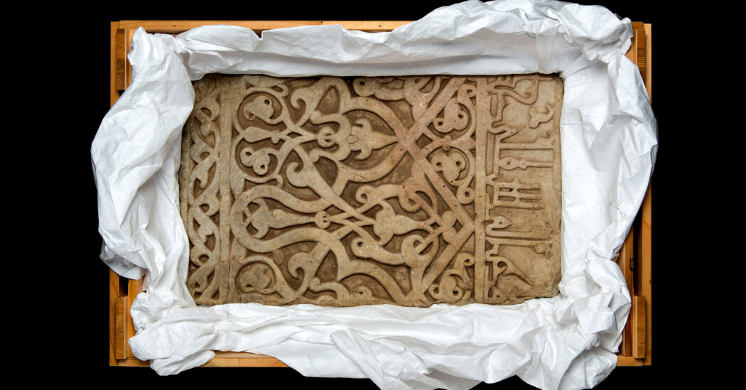 How One Looted Artifact Tells the Story of Modern Afghanistan