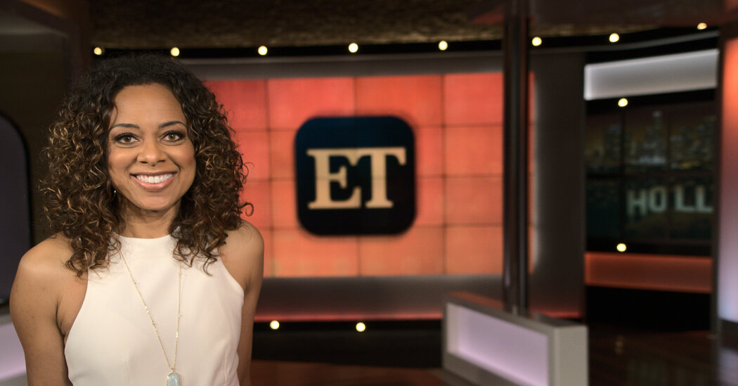 Nischelle Turner Becomes First Black Woman to Host 'Entertainment Tonight'