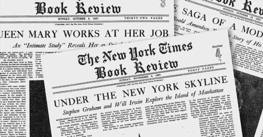 125 Years of Writing: The Evolution of the Book Review