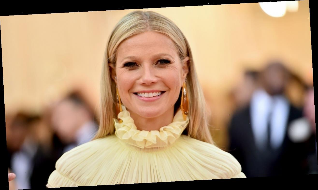 Gwyneth Paltrow Gets Sweetest Note From Daughter After 'Stressful Day'
