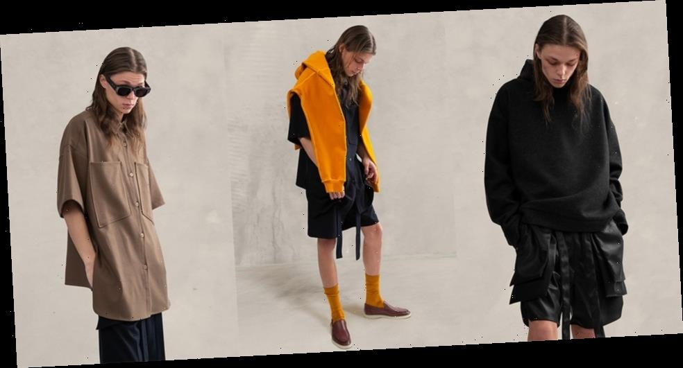 """ARNODEFRANCE Reawakens Label for 2021 """"The Pine On The Rock"""" Seasonless Collection"""