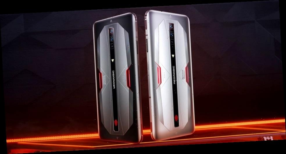 The RedMagic 6 Pro Gaming Smartphone Boasts 18GB RAM and an ICE 6.0 Cooling System