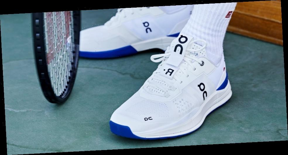 Roger Federer Reveals THE ROGER PRO, His First Signature Tennis Shoe with On