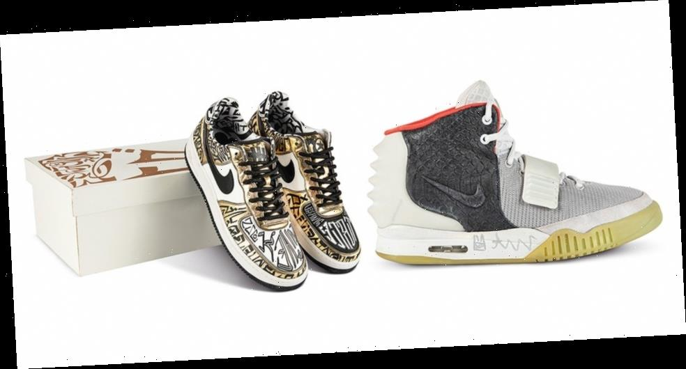 """Sotheby's and English Sole Partner Up for 50 Piece """"Scarce Air"""" Auction Of Rare Nike and Jordan Sneakers"""