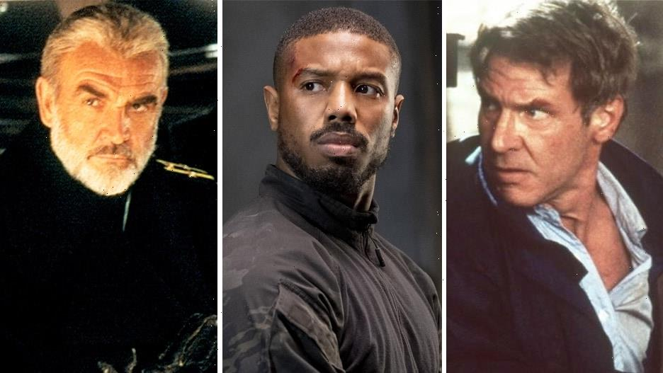 6 Tom Clancy Films Ranked, From 'Hunt for Red October' to 'Without Remorse'