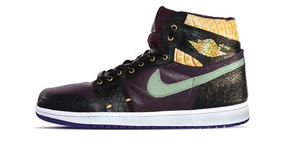 """AHLOT Launches #ShowYourCraft With Custom AJ1 """"Higher Than"""" Giveaway"""