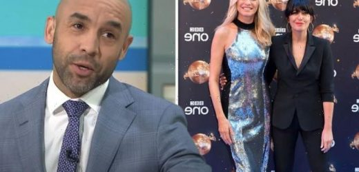 Alex Beresford breaks silence on Strictly rumours 'Do I need to brush up on my 2 step?'