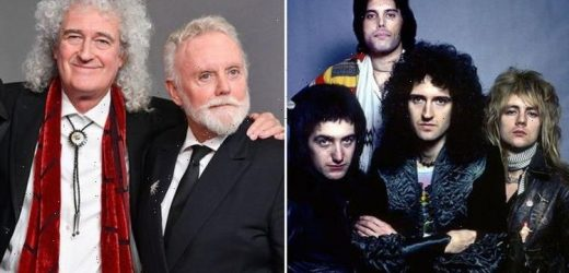 Brian May 'very proud' of Queen's 50th anniversary but finds hard without Freddie Mercury