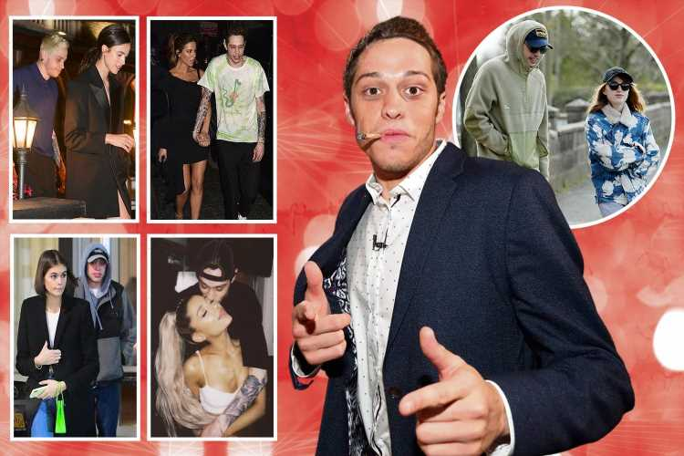 Bridgerton star Phoebe Dynevor's new man Pete Davidson smokes pot, suffered 9/11 heartache, and has string of hot exes