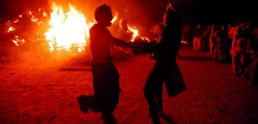 Burning Man Festival Canceled This Year Due to COVID