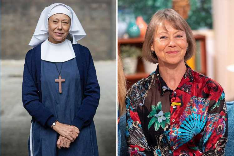 Call The Midwife's Jenny Agutter says it's 'sad' women have pre-arranged c-sections – 'childbirth should be experienced'