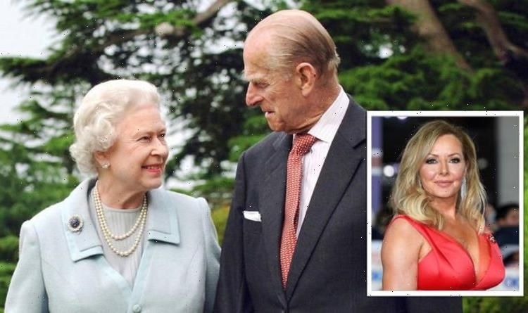 Carol Vorderman: Countdown legend recalls Prince Philip 'teasing' Queen over horse-racing