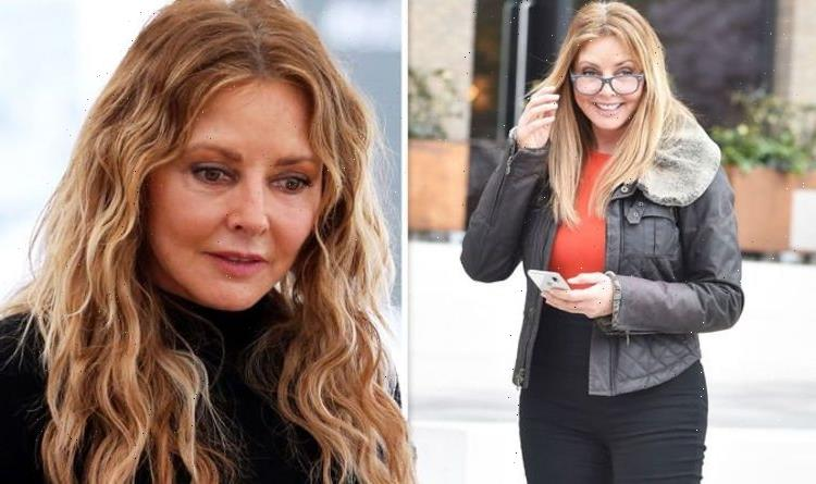 Carol Vorderman stunned after receiving pics from naturist 'Thank God he kept that clean!'