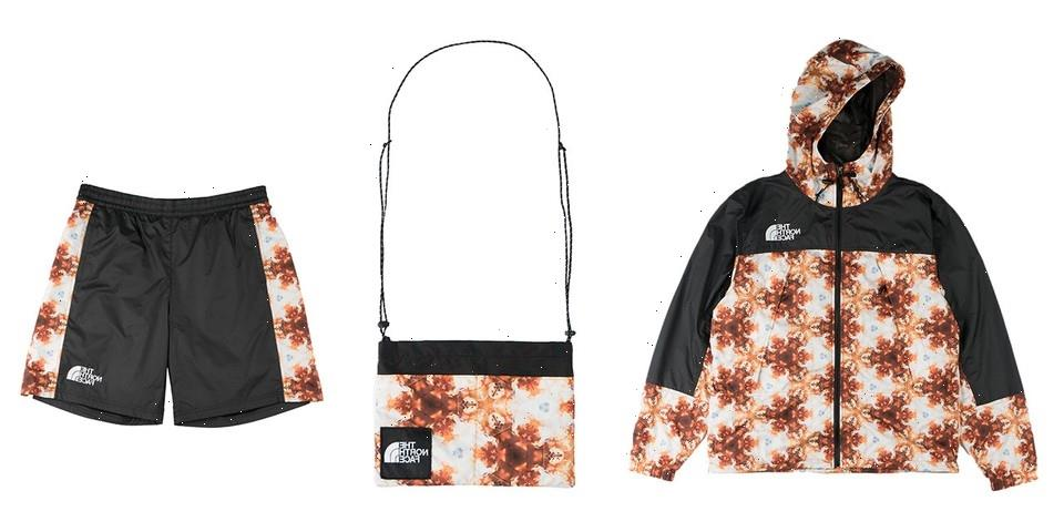 """""""Coffee Camouflage"""" Inspires The North Face and DOE's Collaborative Capsule"""
