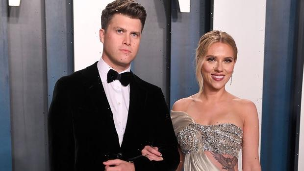 Colin Jost Is A Doting Stepdad Carrying Scarlett Johansson's Daughter Rose, 6, In Rare Photo Together