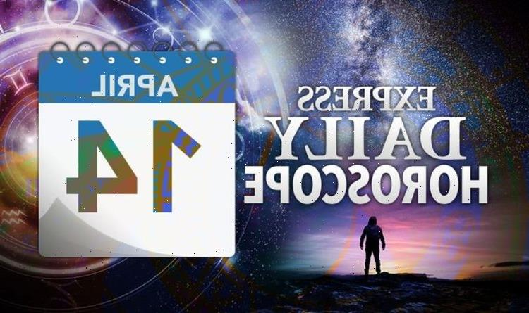 Daily horoscope for April 14: Your star sign reading, astrology and zodiac forecast