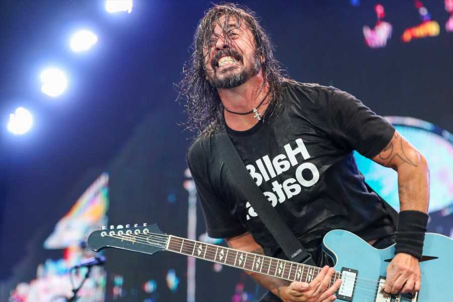 Dave Grohl Details 'From Cradle to Stage' Series About Musicians and Their Moms