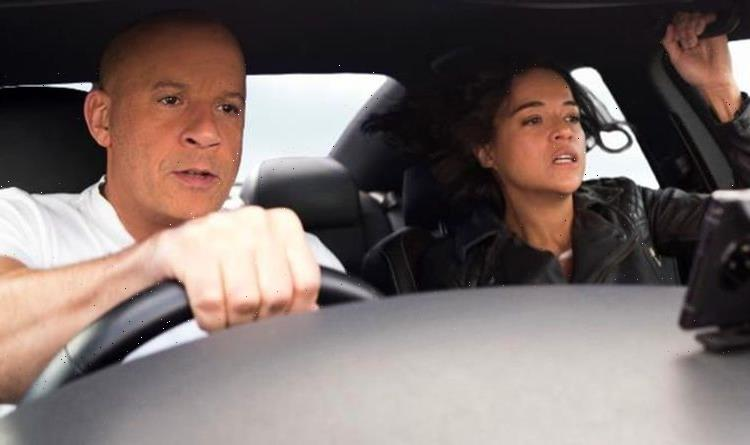 Fast and Furious 9 trailer: Vin Diesel welcomes return to cinemas with incredible footage