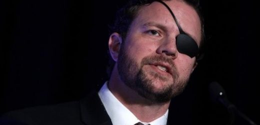 GOP Rep Dan Crenshaw Says He'll Be Going 'Off the Grid' to Recover From Emergency Eye Surgery