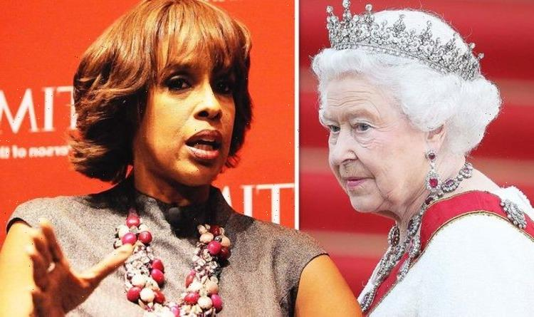 Gayle King called out Queen's Megxit 'blindsided' remark before 'Royal Family drama' swipe
