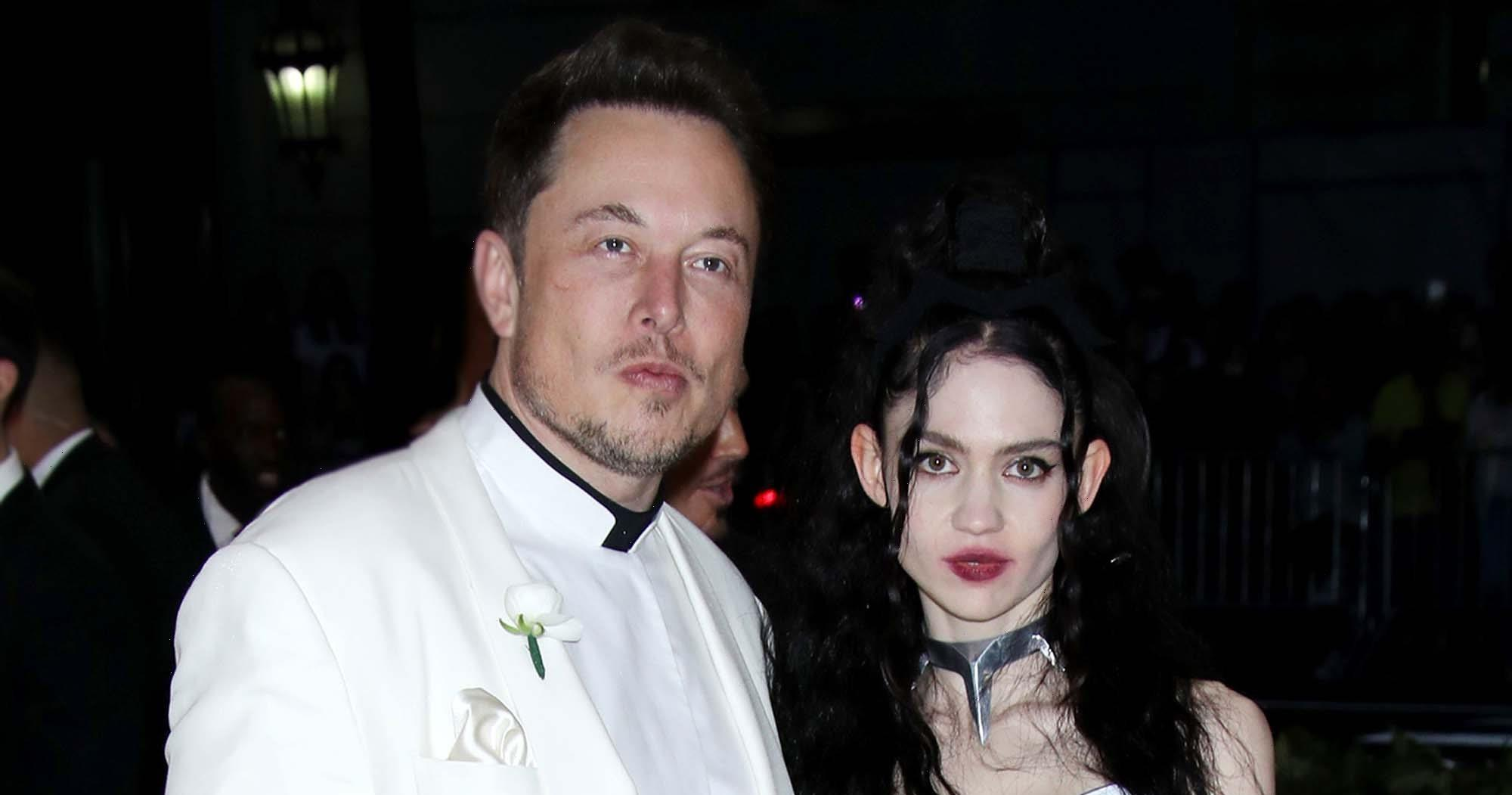 Grimes Takes Aim atTroll Who SaysElon Musk IsDestroying 'the Planet'