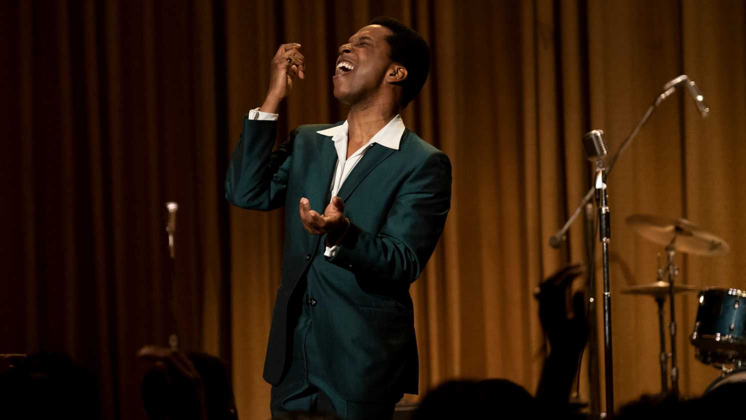 H.E.R., Leslie Odom Jr. are among the musical performers starring in Oscar night pre-show