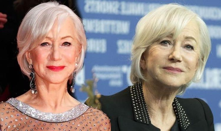 Helen Mirren admits she was sexually harassed 'almost on a daily basis' as a young woman