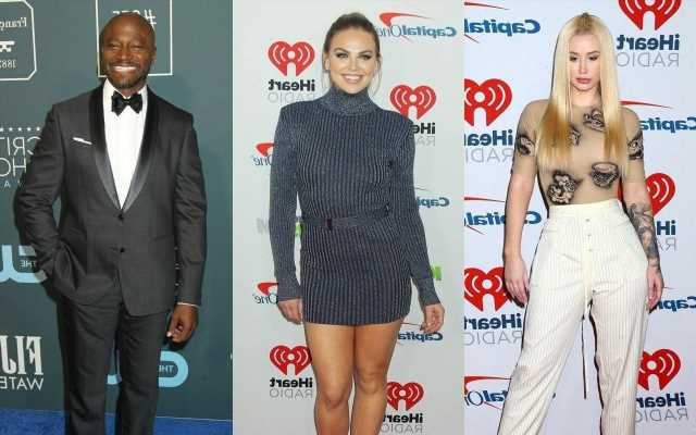 Iggy Azalea Joins 'Celebrity Dating Game' With Hannah Brown and Taye Diggs
