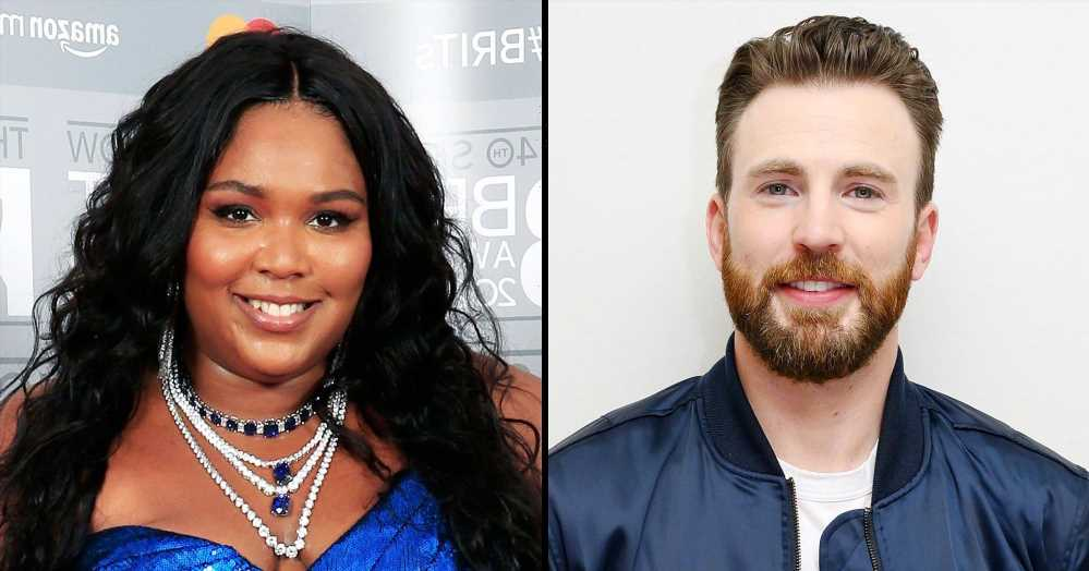 'I've Done Worse!' Chris Evans Had the Best Response to Lizzo's Drunk DMs
